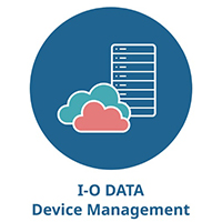 I-O DATA Device Managementロゴ