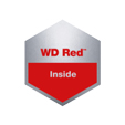 「WD Red」ロゴ