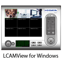 PCで複数映像を一括表示