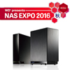 「WD(R) presents NAS EXPO 2016 秋」に出展いたします