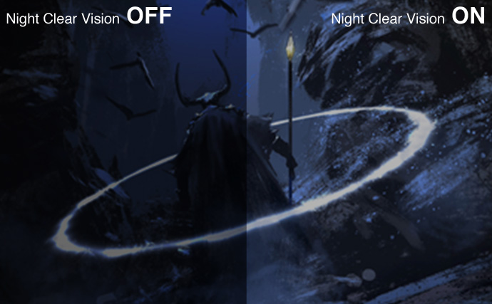 Night Clear Vision